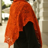 Lily Go Rendezvous Shawl PDF