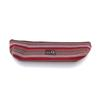 della Q 1102-1 Long Zip Pouch - Red