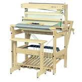 Louet David 8 Harness Floor Loom with New Beater