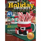 Love of Crochet Magazine - Holiday