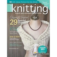 Love of Knitting Magazine - Special Occasion 2013