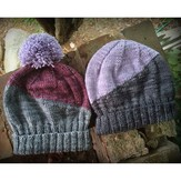 Lyrical Knits Funicular Hat PDF