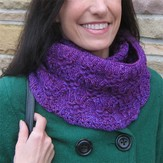 Lyrical Knits Posy Cowl PDF