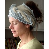 Mac & Me 069 Silk Alpaca Head Wrap PDF