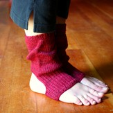 Mac & Me 071 Yoga Socks PDF
