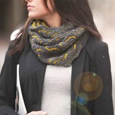 Madelinetosh Embers Cowl PDF