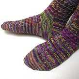 Madelinetosh Slippery Socks PDF