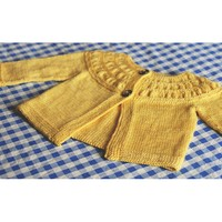 Tiny Tea Leaves Cardi PDF