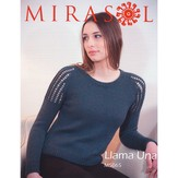 Mirasol 5065 Lace Shoulder Pullover