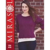 Mirasol 5108 Lace-trimmed Sweater