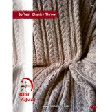 Misti Alpaca 909 Softest Chunky Throw PDF