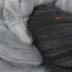 Abstract Fiber Mixed Merino/Silk - Fadetoblac