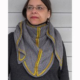 Nina Machlin Dayton Geometry Shawl PDF