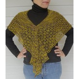 Nina Machlin Dayton Queen Mab Shawl PDF