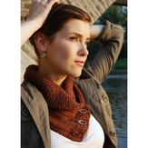 Never Not Knitting Shawl Collared Cowl PDF