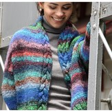 Noro Obi Cabled Jacket (Free)