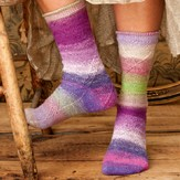 Noro Cabled Socks PDF