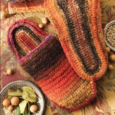 Noro Crochet Slippers PDF