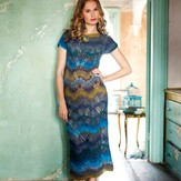 Noro Lace Maxi Dress PDF