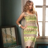 Noro Banded Dress PDF