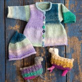 Noro Baby Girl Collection PDF