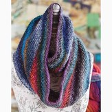 Noro Color Shift Cowl PDF