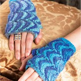 Noro Chevron Mitts PDF