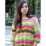 Noro Lace Sweater (Hanami 2) PDF