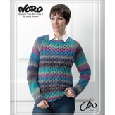 Noro 01 Sweater PDF - Designer Mini Knits 4