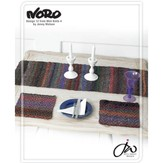 Noro 12 Table Runner and Mats PDF - Designer Mini Knits 4