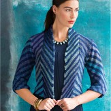 Noro Open Front Jacket PDF