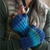 Noro Ribbed Mitts PDF