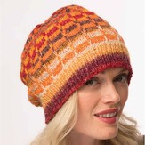 Noro Slipped Stitch Hat PDF