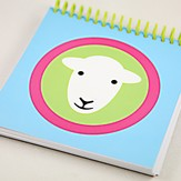 Herdy Note Pad