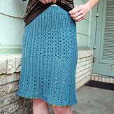 Linda Permann Lace Skirt PDF
