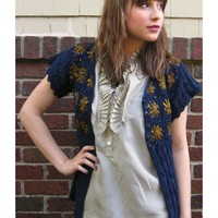 Starry Night Cardigan PDF
