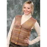Plymouth Yarn 1719 Easy Vest