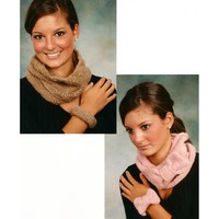 1751 Cowl and Bracelet Sets