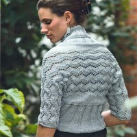 1978 Woman's Lace Shrug
