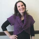 Plymouth Yarn 2120 Ribbed Shrug