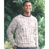 Plymouth Yarn 2239 Man's Pullover
