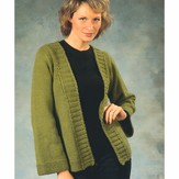 Plymouth Yarn 2281 Woman's Sweater
