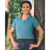 Plymouth Yarn 2299 Woman's Tee