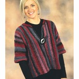 Plymouth Yarn 2300 Side to Side Jacket