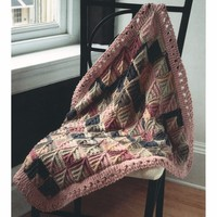 2436 Mitered Square Baby Blanket