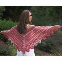 2525 Sampler Shawl