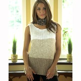 Plymouth Yarn 2526 3 Tone Tunic