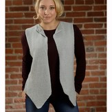 Plymouth Yarn 2596 Woman's Vest