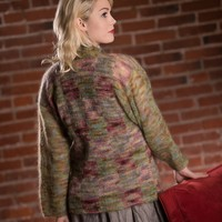 2600 Women's Patchwork Jacket