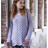 Plymouth Yarn 2781 Lace Pullover